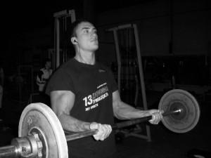 тренировка персонального тренера по фитнесу