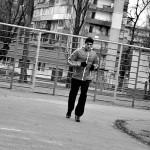 персональный тренер пробежка