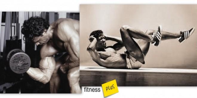 Концентрируем внимание на упражнениях