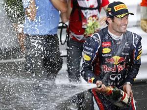 "На 6-м этапе чемпионата ""Формула - 1"" в Монако первое место занял Марк Уэббер"