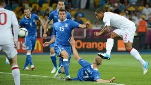 В игре Италия – Англия определился последний полуфиналист