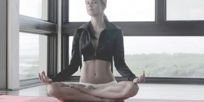 Симбиоз фитнеса и йоги