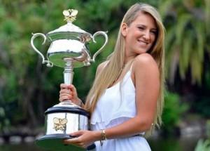 Титул чемпионки Australian Open остался за Викторией Азаренко
