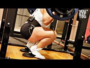 штангетки могут заменяться твердыми дощечками и дисками