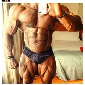 сухие мышцы
