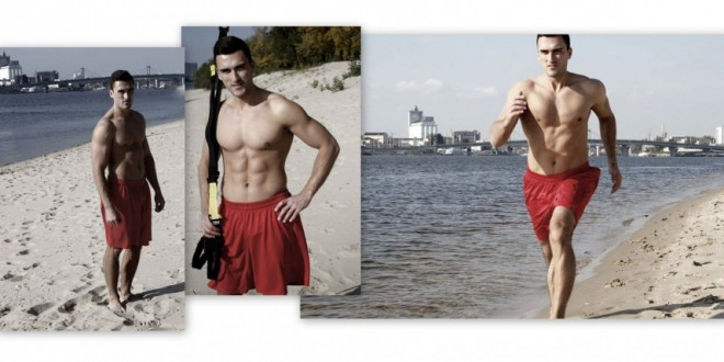 Пляж, солнце и TRX - что может быть лучше ;)
