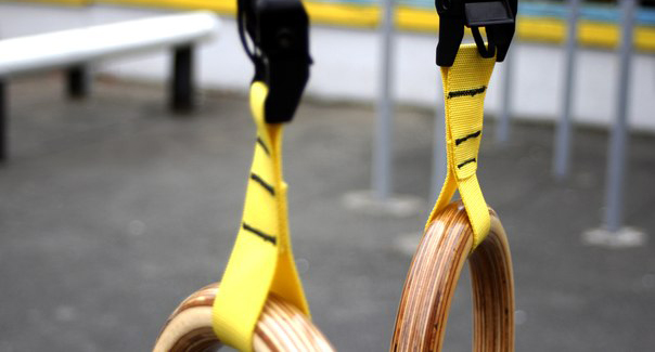 Гимнастические кольца в функциональном тренинге