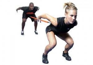 тренировочные эластичные ремни