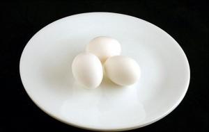 150 г яиц - 200 калорий