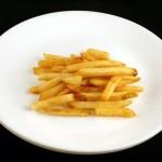 73 г картофеля-фри - 200 калорий