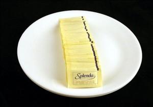 50 г искусственного подсластителя Splenda 200 калорий