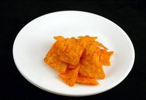 41 г чипсов Doritos - 200 калорий
