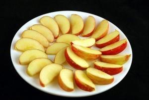 385 г яблок - 200 калорий
