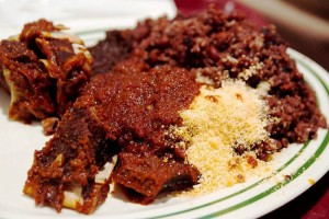 Завтрак в Гане