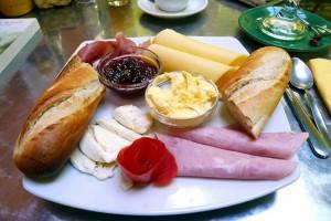 Завтрак в Бразилии