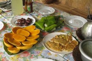 Завтрак на Филиппинах