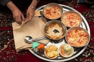 Завтрак в Иране