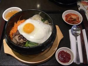 Корейский завтрак