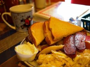 Завтрак в Канаде
