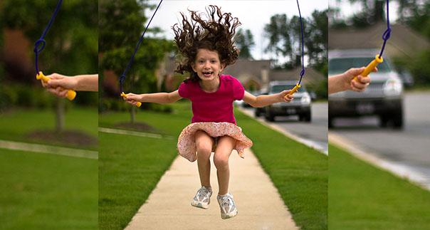 Прыжки на скакалке или бег: что эффективнее?
