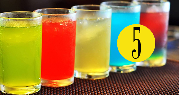 Топ - 5 напитков, помогающих сбросить вес