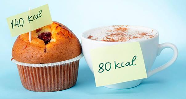 Как уменьшить калорийность, объем порции и не чувствовать голод