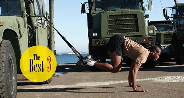 Описание самых эффективных упражнений на TRX. Часть 3