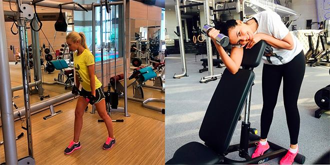 Быстрая и продуктивная тренировка для верхней части тела