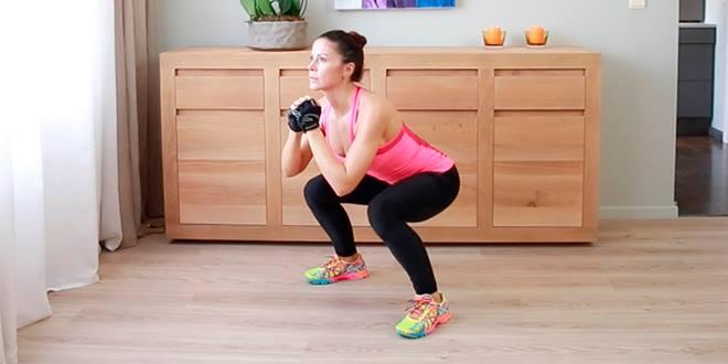 8 упражнений для занятий в маленьких помещениях