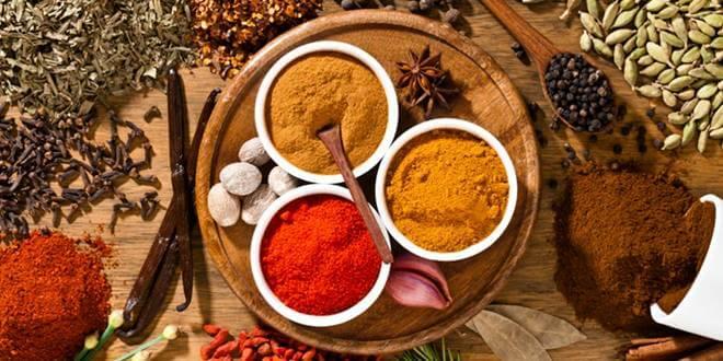 5 специй для разгона метаболизма