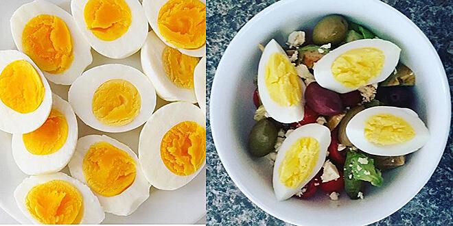 Польза куриных яиц для здоровья