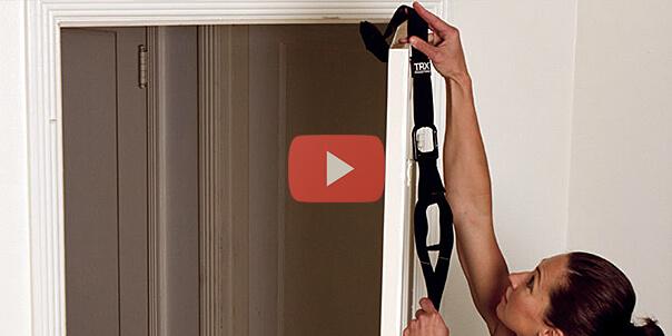 Как правильно пользоваться TRX Door Anchor