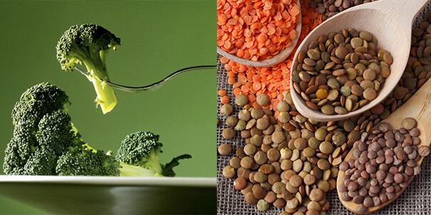 Пищевые источники витаминов C и B1