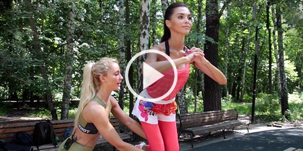 Как тренироваться худым девушкам