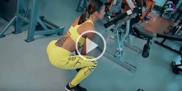 """Маргарита Бойко: """"Моя идеальная тренировка ног"""""""