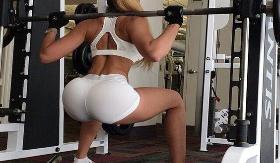 Полезное упражнение для каждой женщины