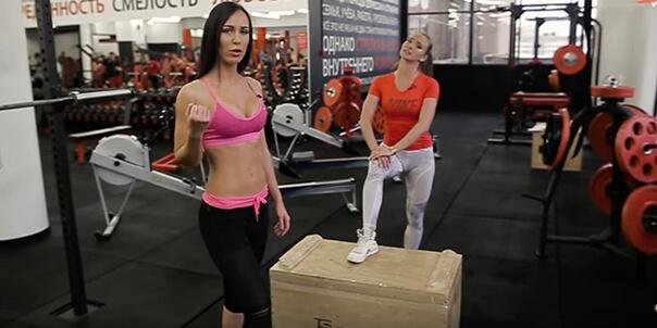 Как похудеть. Программа тренировок для девушек