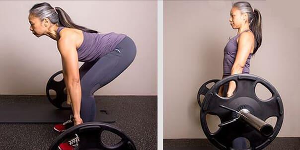 Становая тяга: правильная техника и разновидности упражнения