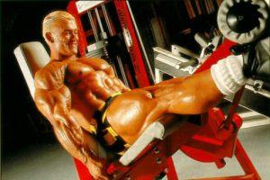 Ли Прист - особенности тренировок