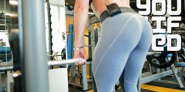 Быстрая тренировка для идеальных ног
