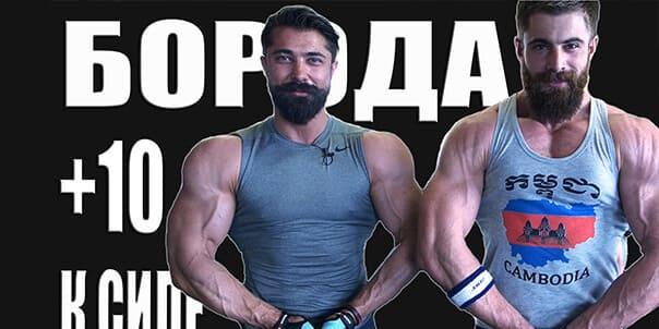 Бородатая тренировка! Тренировка плеч от Димы Селиверстова