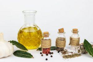 эфирные масла и ароматические травы